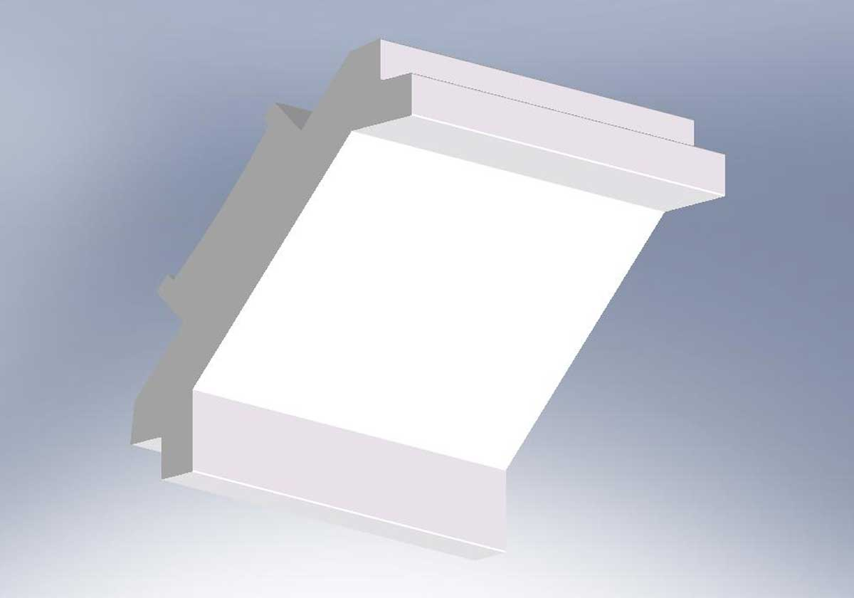 Cornice Blocks and Profiles